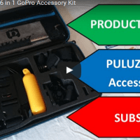 PULUZ 16 in 1 GoPro Accessory Kit