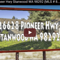 Drone video of a Stanwood Home