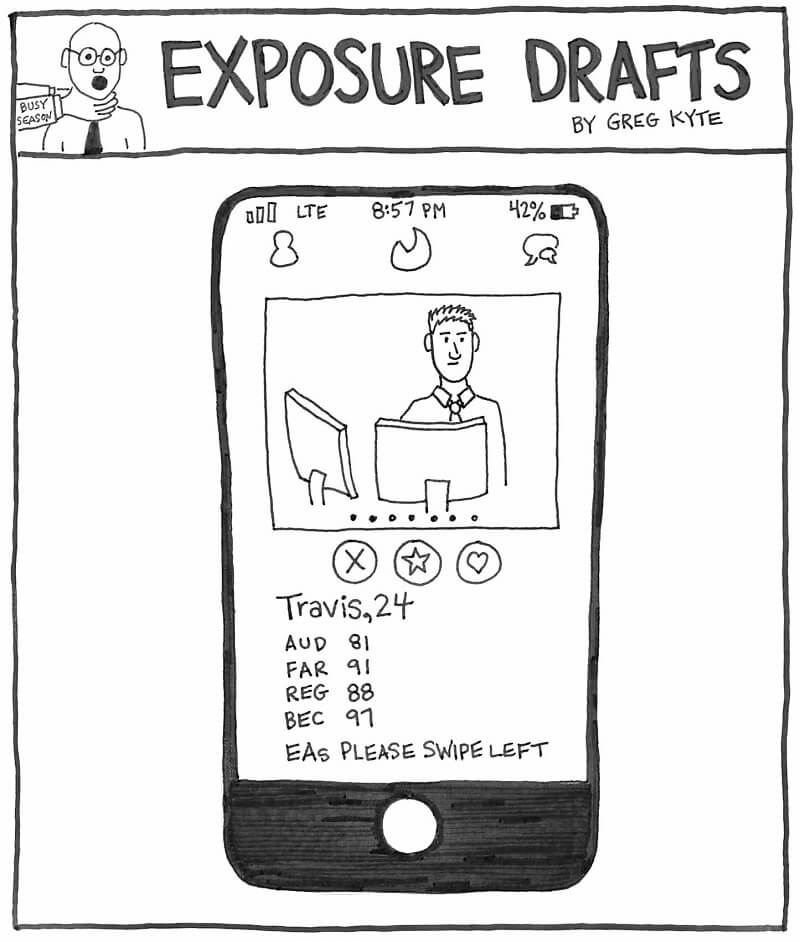 Exposure Drafts: All's FAR in Love and the CPA Exam