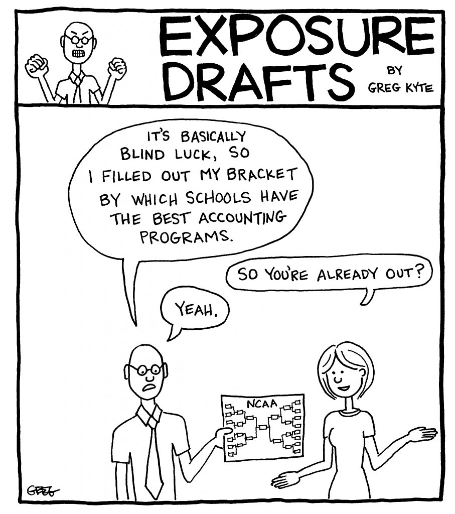 Exposure Drafts: Turns Out Accounting Skills Are Not a