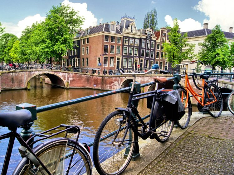 Stroopwafels in Amsterdam