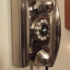 Kitchen Wall Phones Drop In Sinks Stainless Steel Phone Going Forward