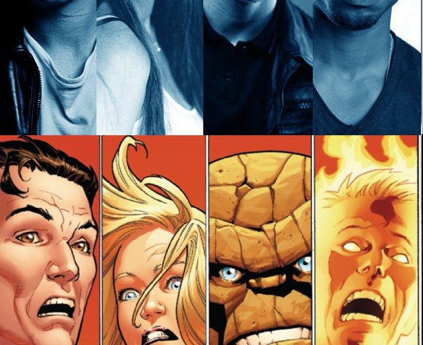 #ComicBooks – The Fantastic Four (Movie) Reboot