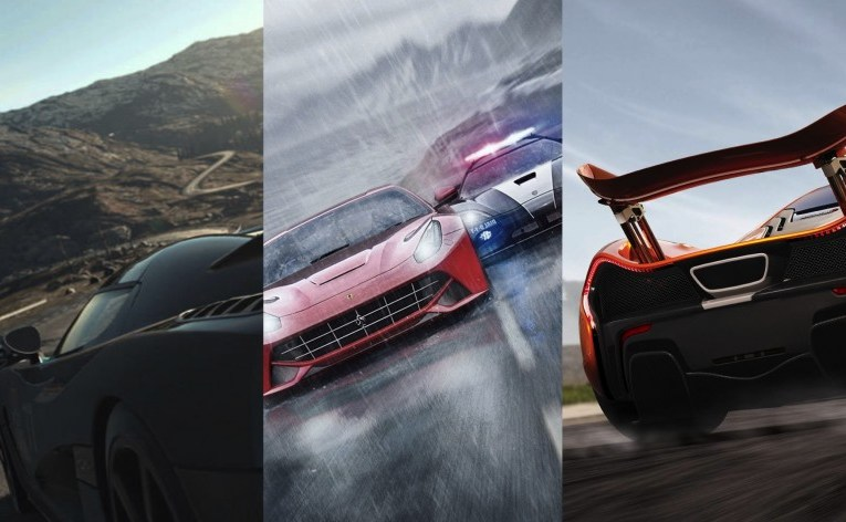 #VideoGames – I Want to Drive and Drive Fast