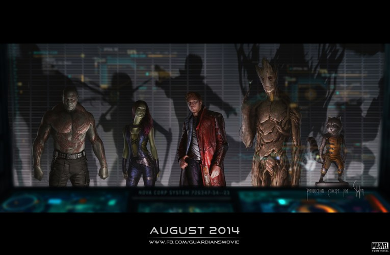 #Movies – New Guardians Trailer