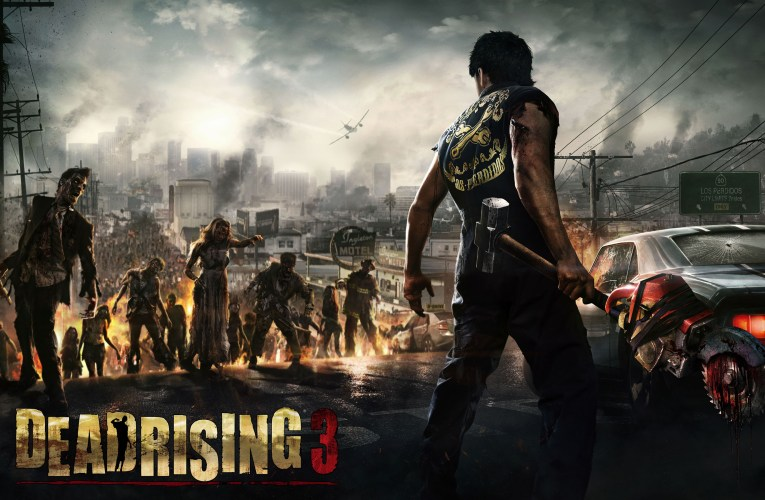 #TRAILER – Dead Rising: Watchtower (Live Action)