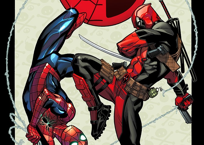 #COMICS – Mouthy Merc Meets Webbed Wonder This Fall in SPIDER-MAN/DEADPOOL #1!