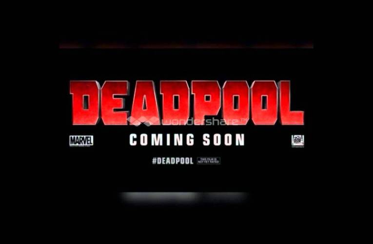 #MOVIES – The Official Deadpool Movie Trailer