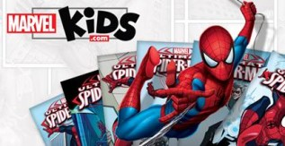 #COMICS – Marvel Continues to Expand MarvelKids.com  with New Ultimate Spider-Man Digital Comics Section