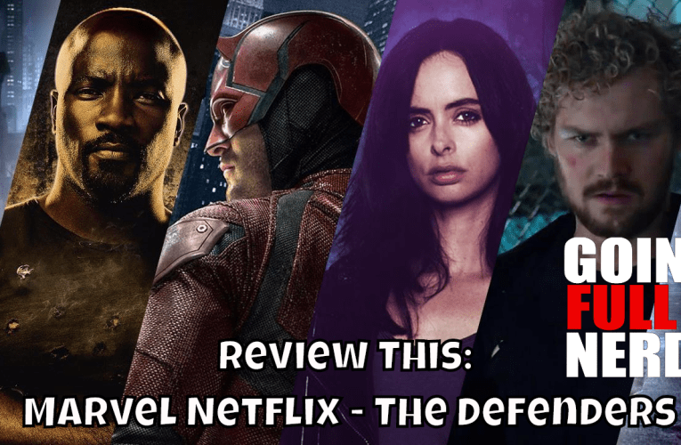 Review This:  Marvel Netflix – The Defenders
