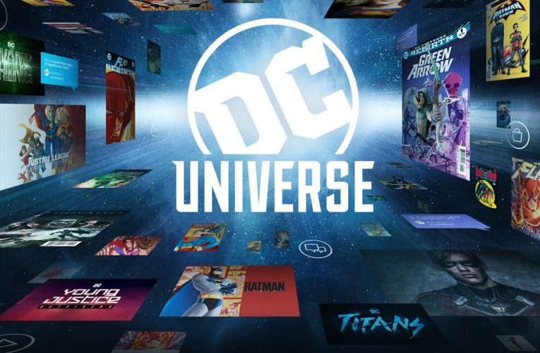 DC Universe and The State of DC Comics Live Action and Cartoons