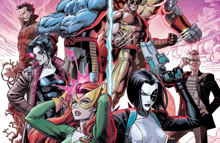 LEARN THE HIGH PRICE OF A NEW DAWN IN THE X-FORCE #1 LAUNCH TRAILER!