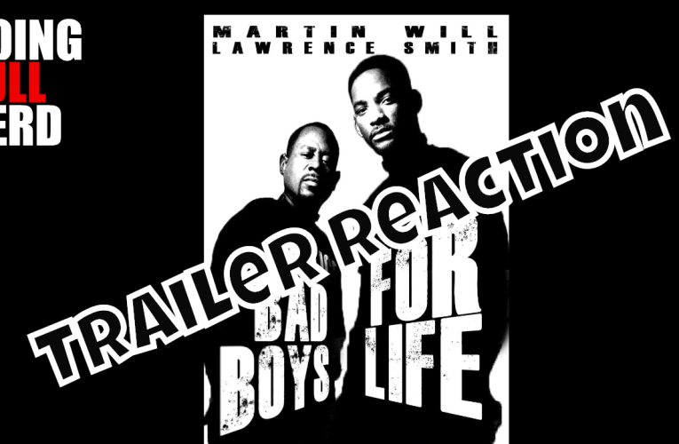 Bad Boys for Life (Trailer Reaction) plus Other Entertainment News