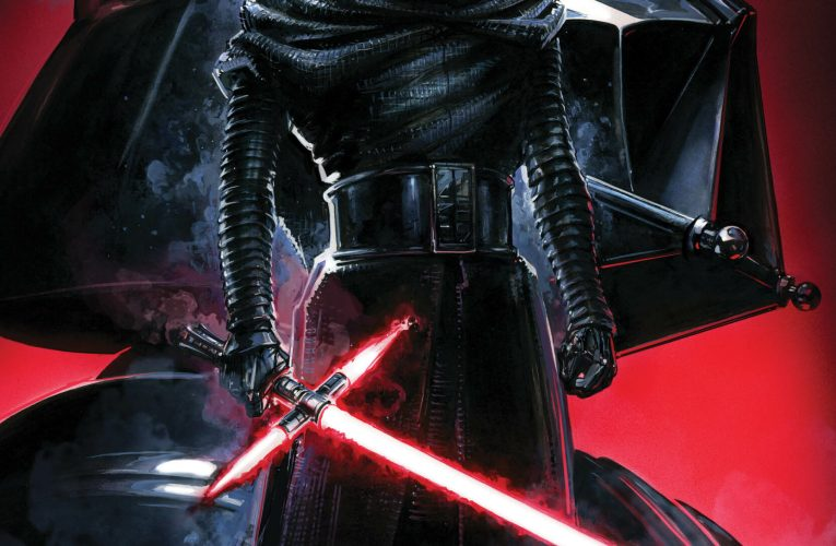 RISE OF KYLO REN #1 GETS SECOND PRINTING