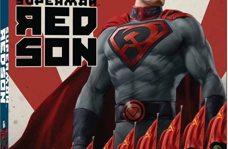 WARNER BROS. HOME ENTERTAINMENT AND DC PRESENT BELOVED ELSEWORLDS TALE  SUPERMAN: RED SON