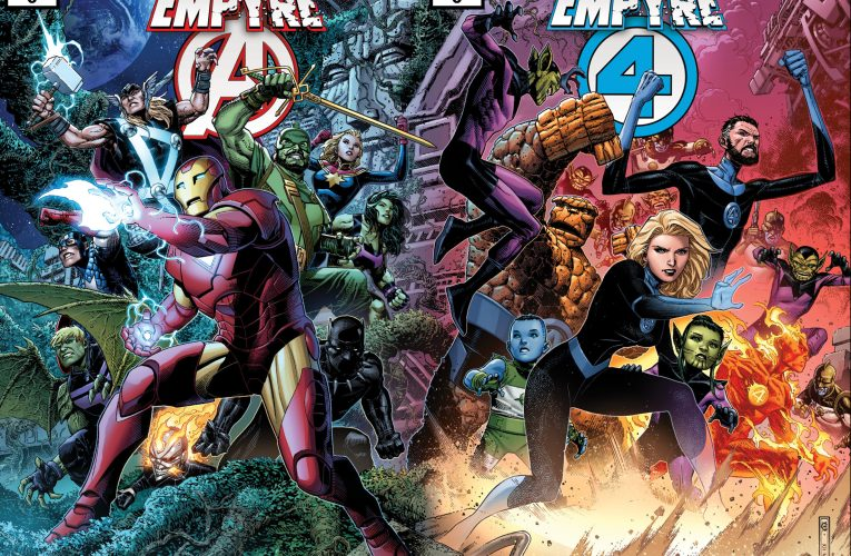 TWO ALL-NEW EMPYRE #0 ISSUES ILLUMINATE MARVEL'S BIGGEST 2020 EVENT!
