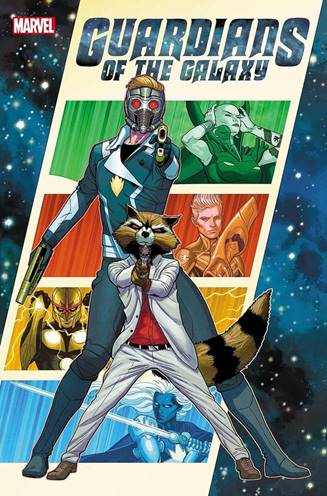 SPACE IS THE PLACE TO BE IN THE GUARDIANS OF THE GALAXY #1 TRAILER!