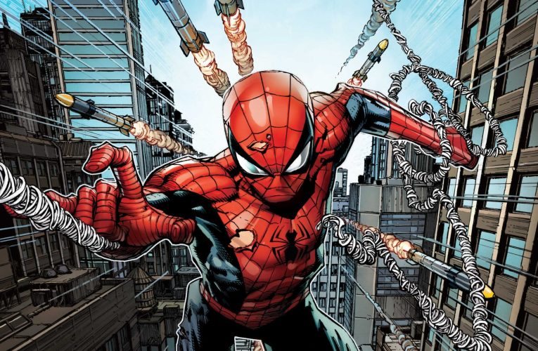 GET AN ADRENALINE RUSH THIS JANUARY WITH NON-STOP SPIDER-MAN!