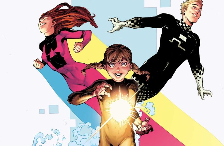 POWER PACK IS BACK IN ACTION THIS NOVEMBER!