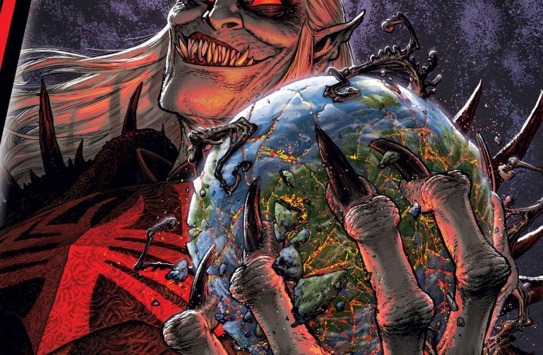 DARKNESS REIGNS OVER THE MARVEL UNIVERSE IN KING IN BLACK: PLANET OF THE SYMBIOTES!