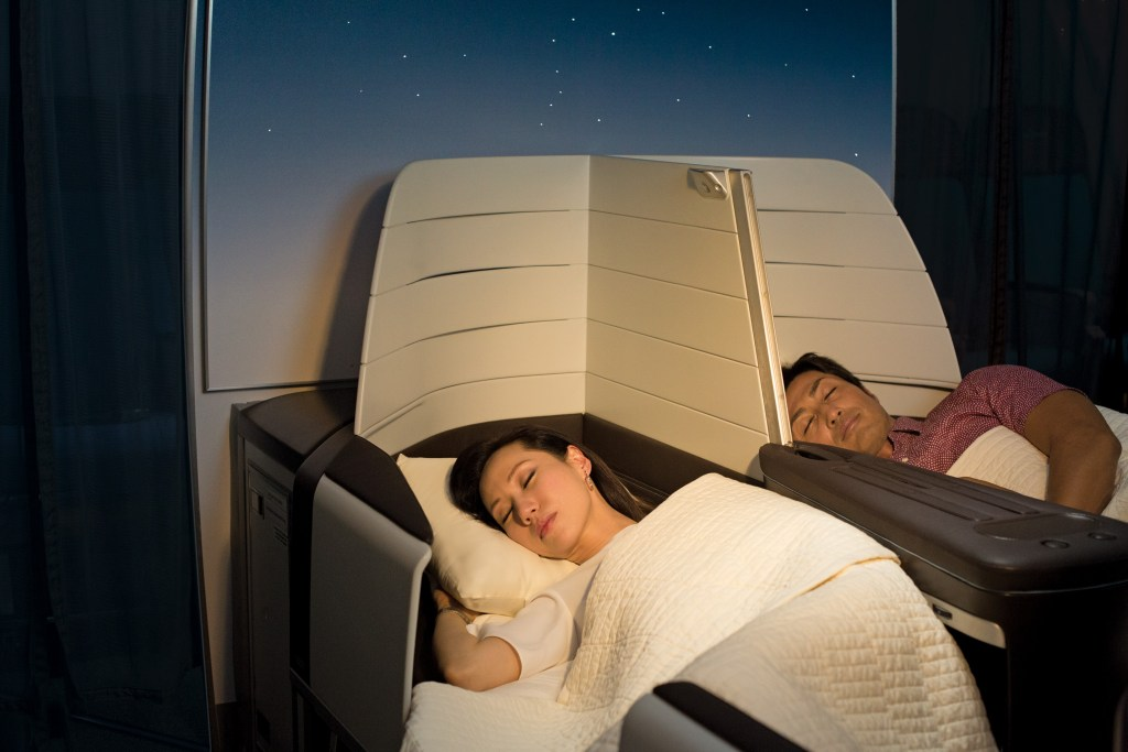 Hawaiian Airlines Premium Cabin