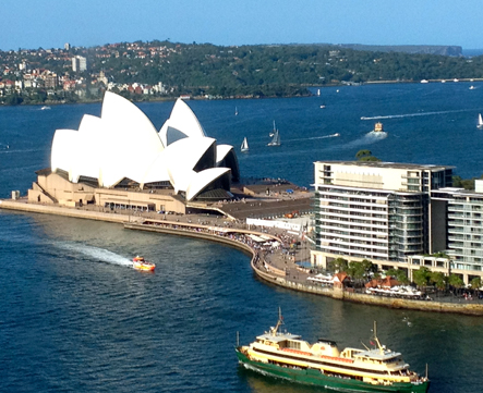 Going Global, Sidney, Nobody Does it Better