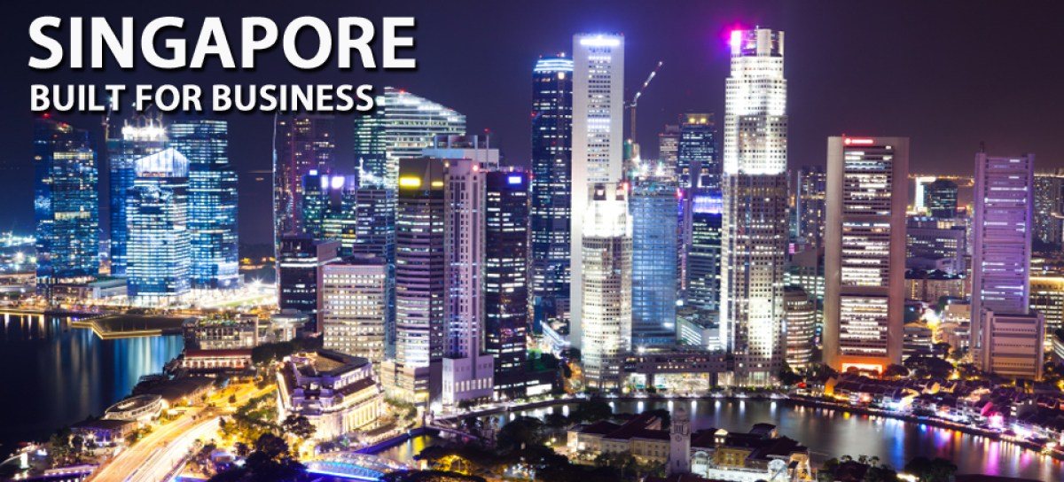 Singapore  - Built for Business