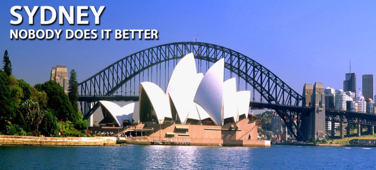 Going Global - Sidney, Nobody Does it Better