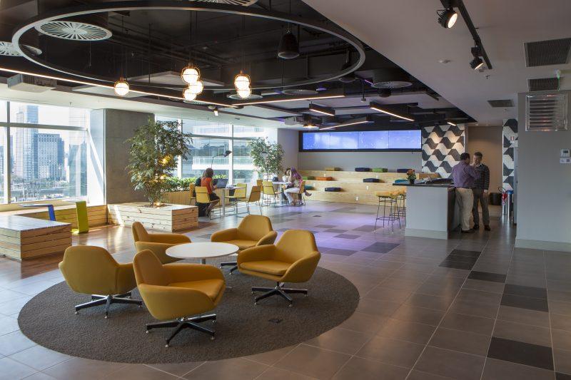 Nova sede da Sanofi em São Paulo