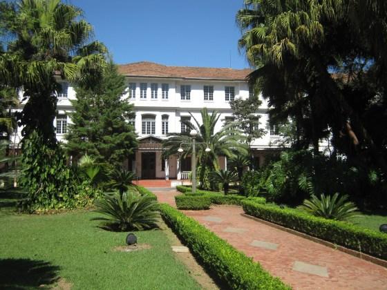 Sanatório parque Vicentina Aranha