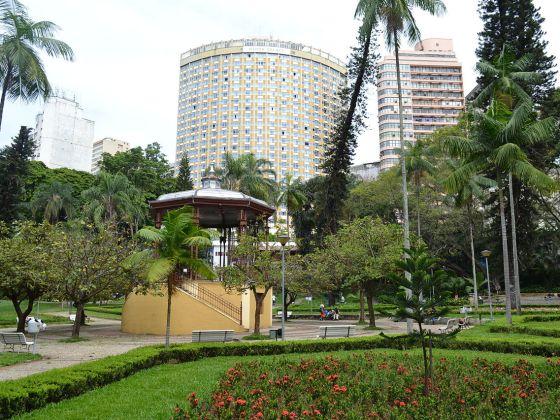 Parque em Belo Horizonte