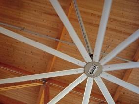 Ventilador HVLS