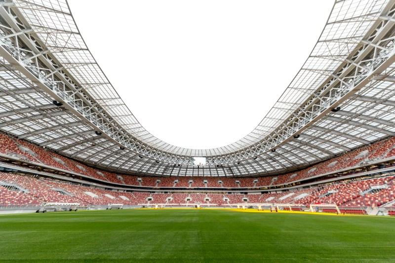 Luzhniki Stadium tem certificação sustentável
