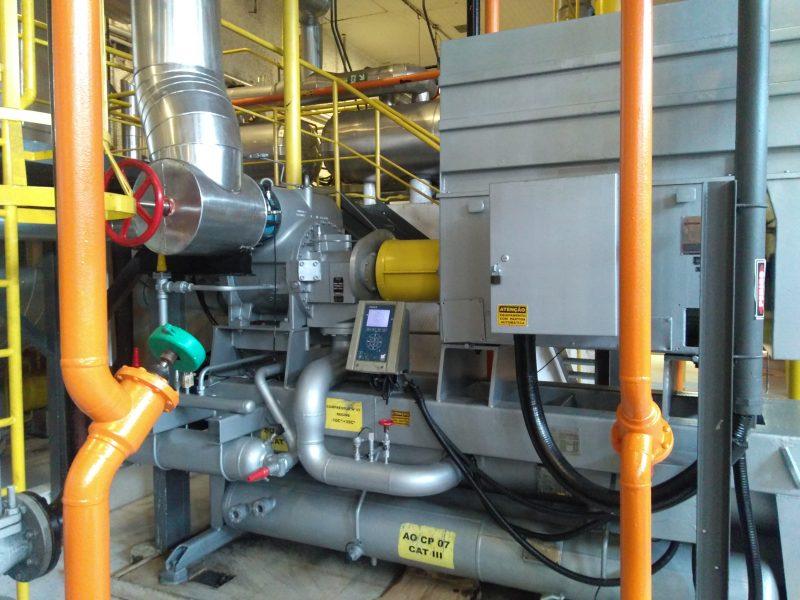 Novos equipamentos reduziram conta de energia elétrica
