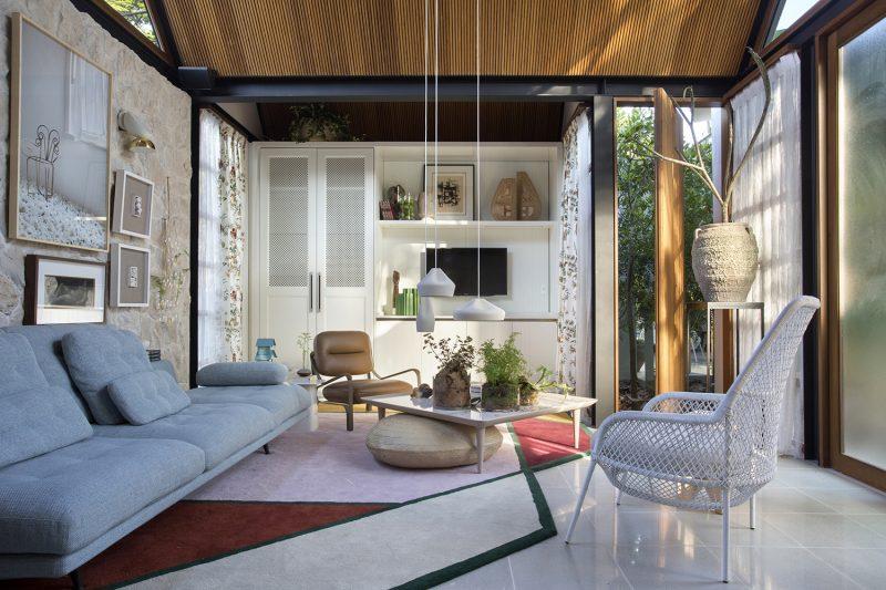 Casa Cor São Paulo - Cabana | Thiago Manarelli e Ana Paula Guimarães