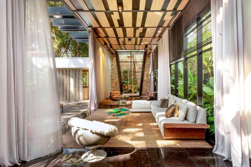 Casa Cor São Paulo - Lounge de Entrada | Edson Lorenzzo