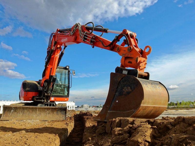 Solução usada em equipamentos de linha amarela aumenta produtividade na obra