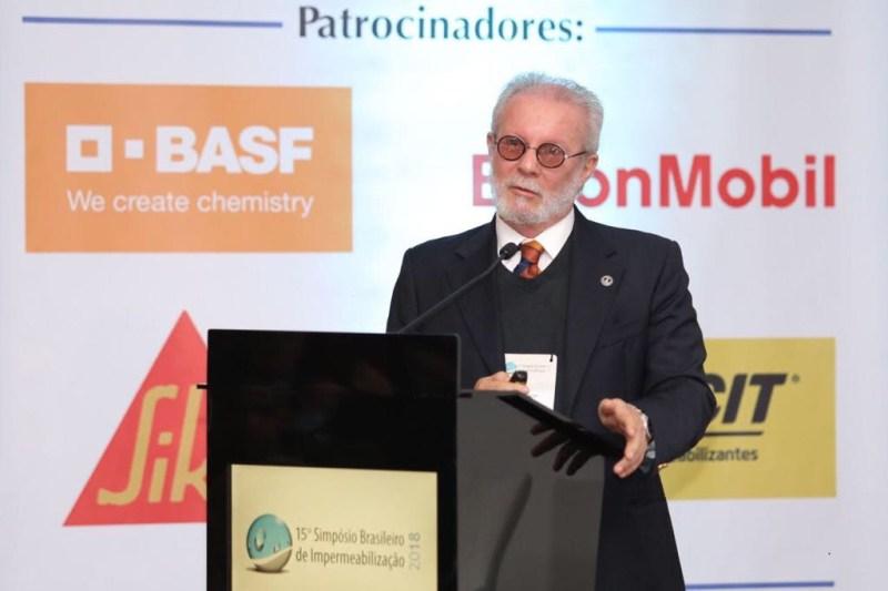 IBI realizou a 15ª edição do Simpósio Brasileiro de Impermeabilização.