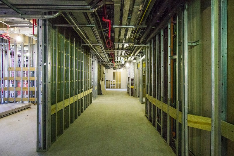 Construção hospitalar da Método Engenharia