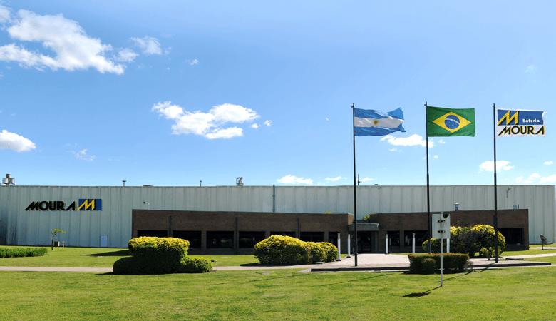 Nova fábrica do Grupo Moura