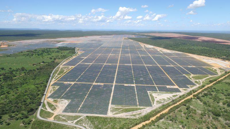 parque solar fotovoltaico na Bahia