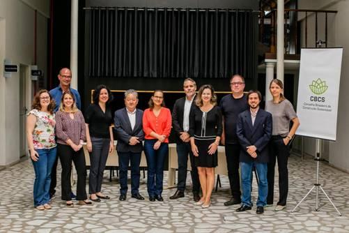 Evento de encerramento da fase piloto do Projeto Cidades Eficientes do CBCS