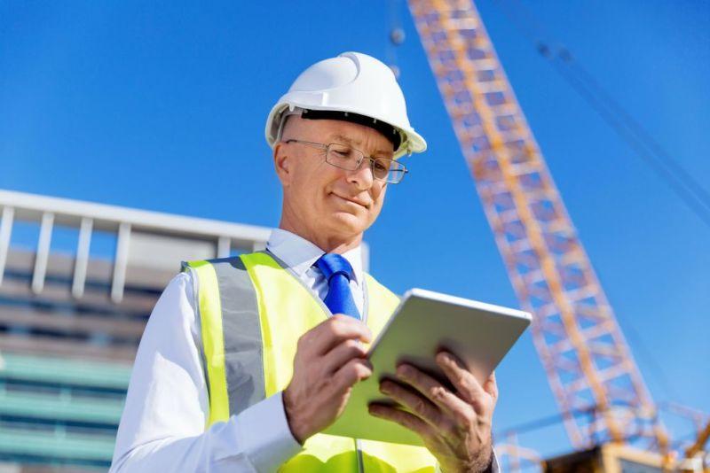 Softwares de gestão de obra
