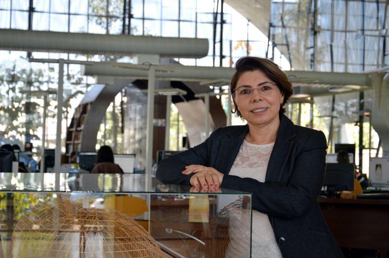 Suenia Sousa, gerente do Centro Sebrae de Sustentabilidade