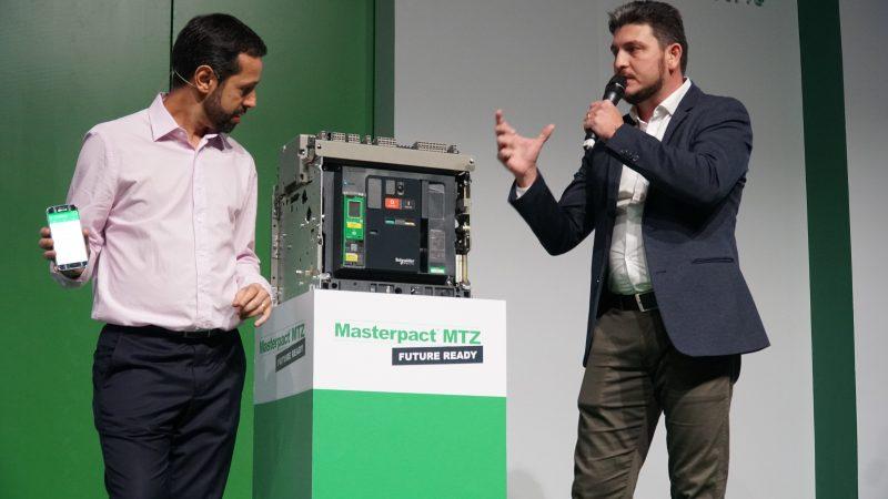 Lançamento do MasterPact MTZ