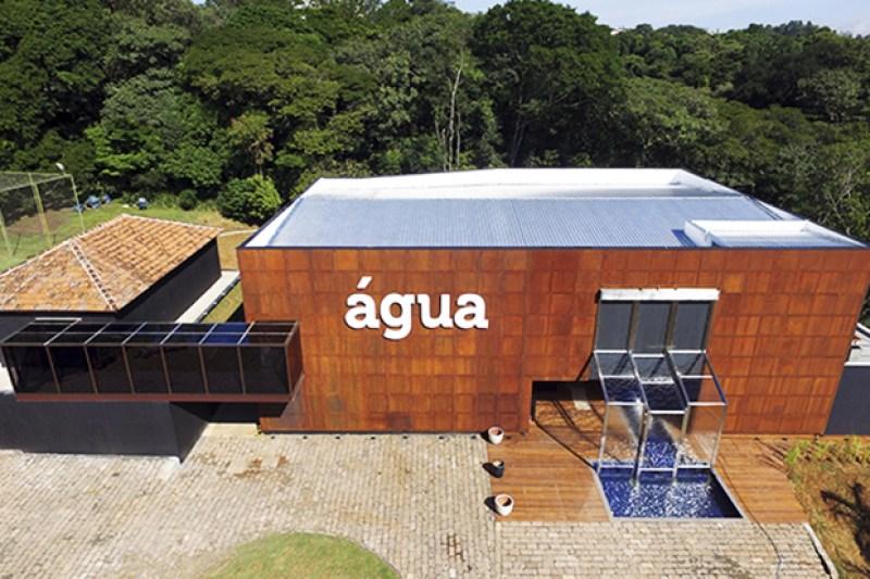 museu água