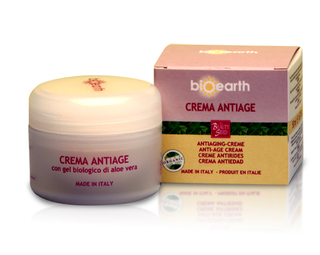 Bioearth The Beauty Seed antiage viso