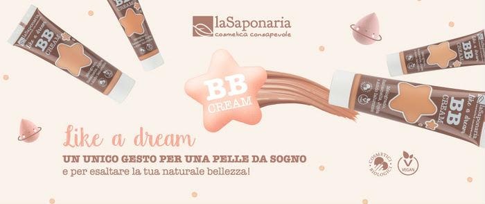 like a dream bb cream la saponaria