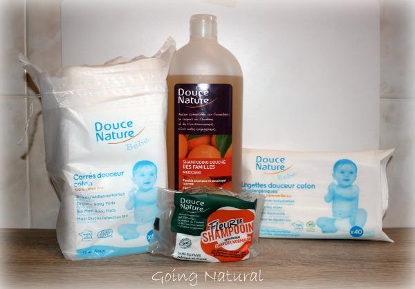 douce nature prodotti