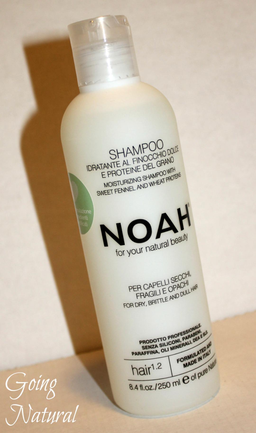 noah shampoo idratante